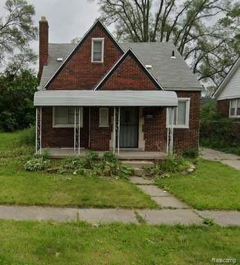 9620 Marlowe St, Detroit, MI 48227 (#2200012838) :: The Buckley Jolley Real Estate Team
