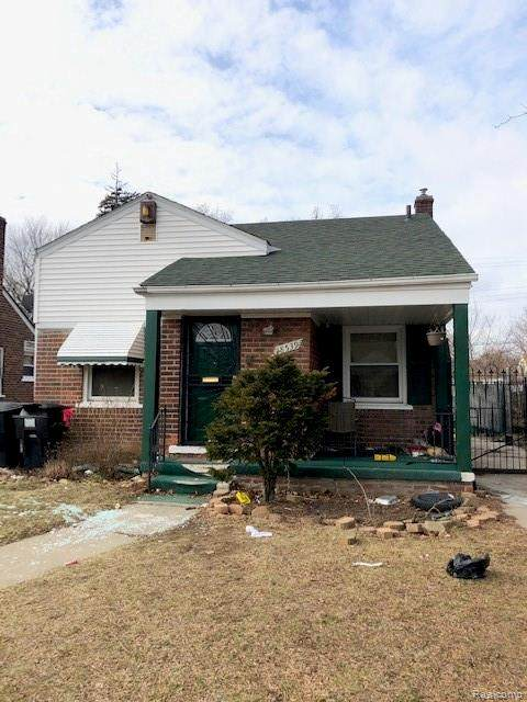 18539 Ashton Ave, Detroit, MI 48219 (#2200012846) :: The Buckley Jolley Real Estate Team