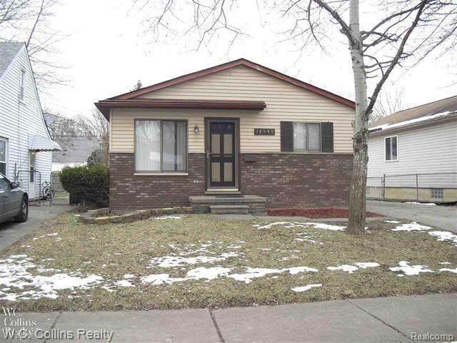 18949 Kenosha Street, Harper Woods, MI 48225 (#2200012850) :: The Buckley Jolley Real Estate Team