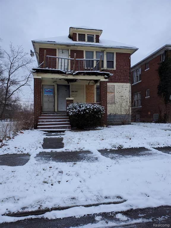 2324 Pasadena Street, Detroit, MI 48238 (#2200013086) :: The Buckley Jolley Real Estate Team