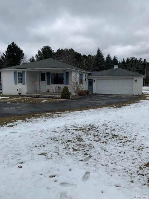 3510 N River Road, Fort Gratiot Twp, MI 48059 (#2200013266) :: Duneske Real Estate Advisors
