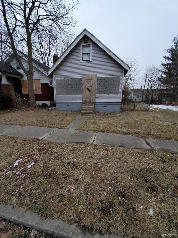 10316 Stoepel Street, Detroit, MI 48204 (MLS #2200013303) :: The Toth Team