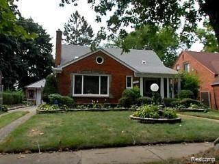 17691 Avon Avenue, Detroit, MI 48219 (#2200013510) :: The BK Agency