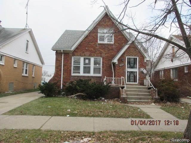 6201 Oldtown Street, Detroit, MI 48224 (#2200013585) :: The Buckley Jolley Real Estate Team
