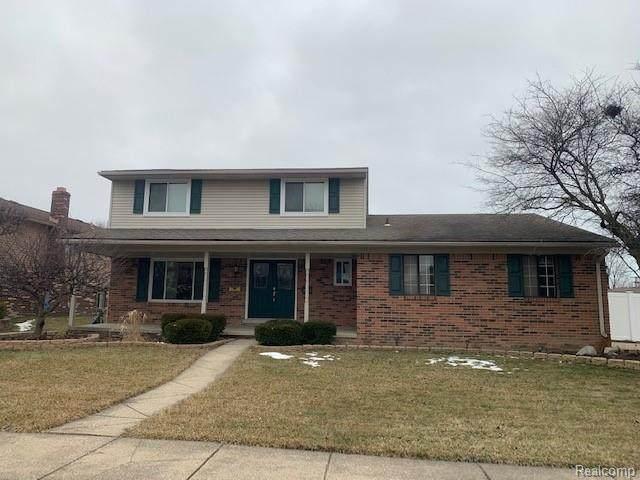 30670 Moroso Drive, Warren, MI 48088 (#2200013600) :: The Buckley Jolley Real Estate Team