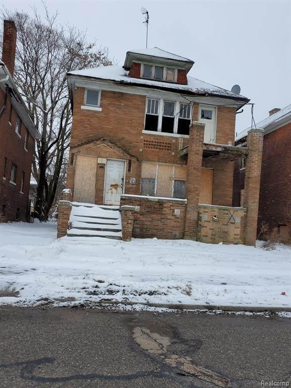 4233 Elmhurst Street, Detroit, MI 48204 (#2200013635) :: The Buckley Jolley Real Estate Team