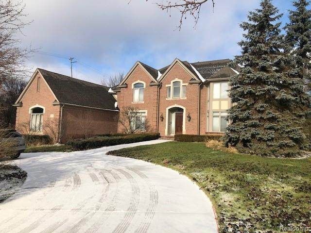 2972 Vineyards Drive, Troy, MI 48098 (#2200013737) :: The Buckley Jolley Real Estate Team