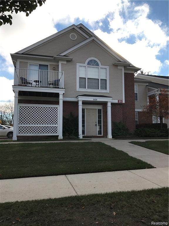 16024 Morningside, Northville Twp, MI 48168 (#2200013800) :: Alan Brown Group