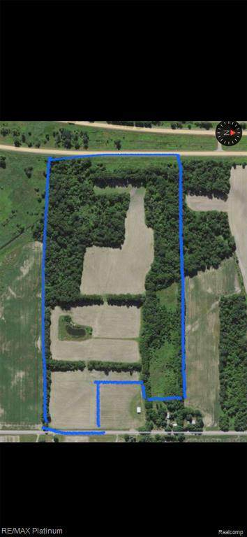 000 Centennial Rd, Coldwater, MI 49036 (MLS #2200013956) :: The Toth Team