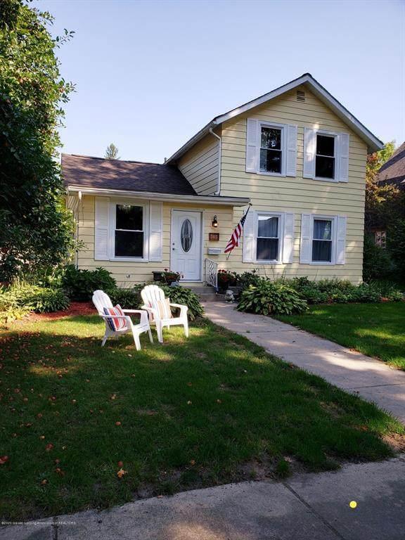 305 E Oak St Street, Mason, MI 48854 (#630000244354) :: Springview Realty