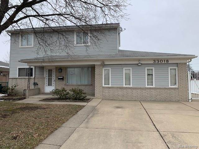 33018 Breckenridge Drive, Sterling Heights, MI 48310 (#2200014521) :: The Buckley Jolley Real Estate Team