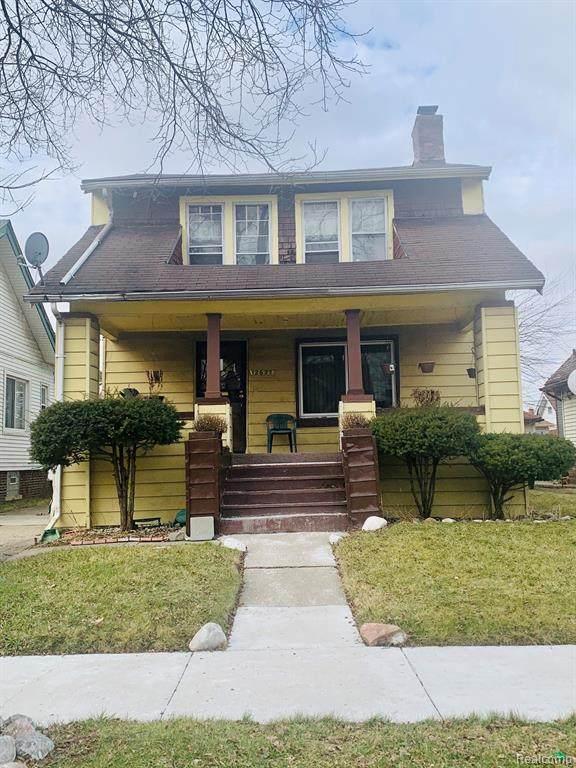 12627 Mendota Street, Detroit, MI 48238 (MLS #2200014565) :: The Toth Team