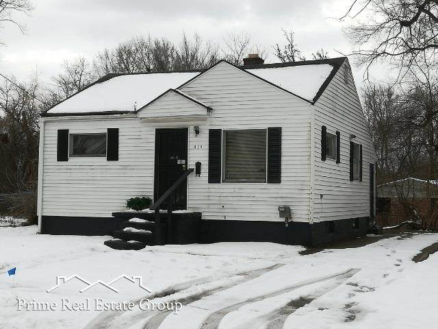 414 E Lorado, Flint, MI 48505 (#5050006567) :: The Buckley Jolley Real Estate Team