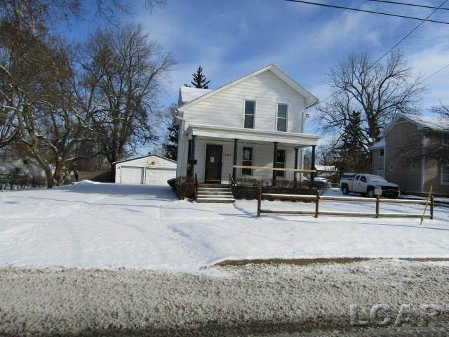 225 Seeley St, Adrian, MI 49221 (#56050006667) :: RE/MAX Nexus