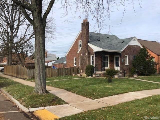 1512 15TH Street, Wyandotte, MI 48192 (#2200015810) :: The Alex Nugent Team | Real Estate One