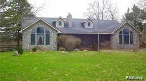 690 Walker Road, Addison Twp, MI 48367 (#2200015858) :: The Alex Nugent Team | Real Estate One
