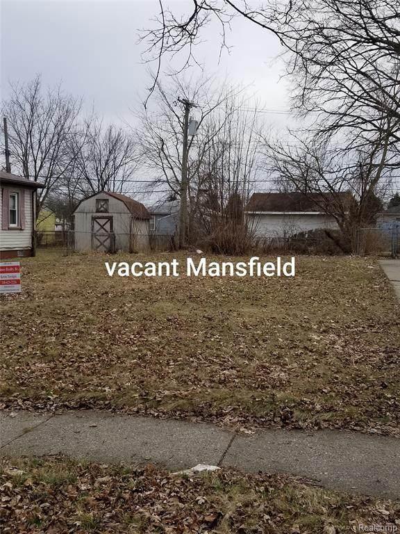L1011 E Mansfield, Pontiac, MI 48340 (#2200019356) :: Novak & Associates