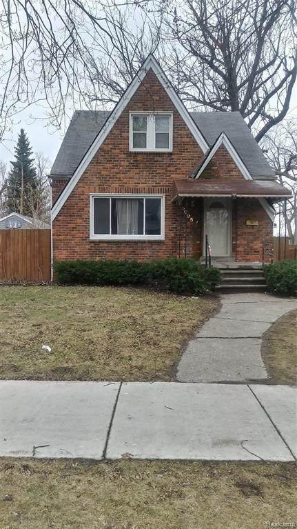5095 Lafontaine Street, Detroit, MI 48236 (MLS #2200019554) :: The Toth Team