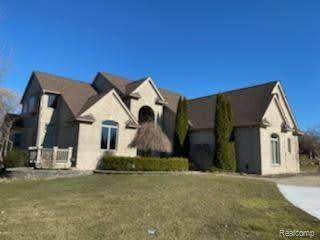 22908 Country Club Drive, Lyon Twp, MI 48178 (#2200020356) :: The Buckley Jolley Real Estate Team