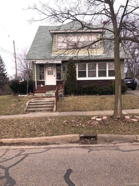 1019 S Milwaukee Street, Jackson, MI 49203 (#2200020873) :: The Buckley Jolley Real Estate Team