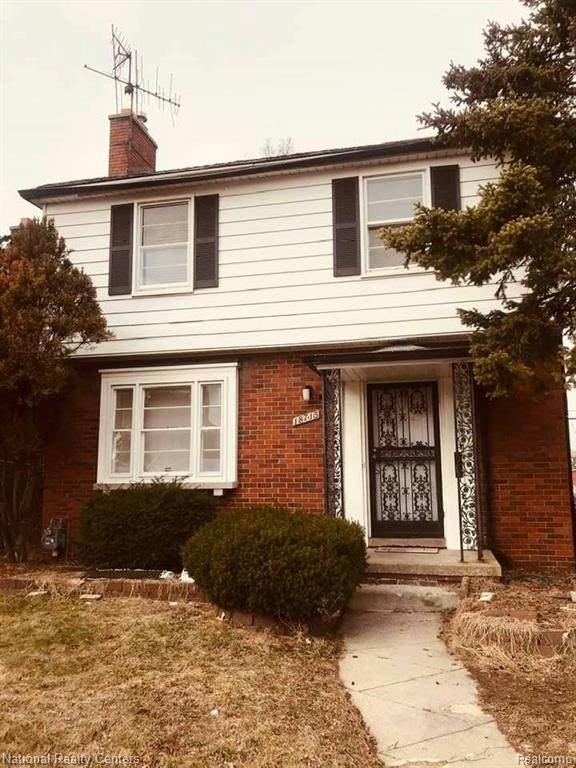 18715 Kentucky Street, Detroit, MI 48221 (#2200021355) :: GK Real Estate Team