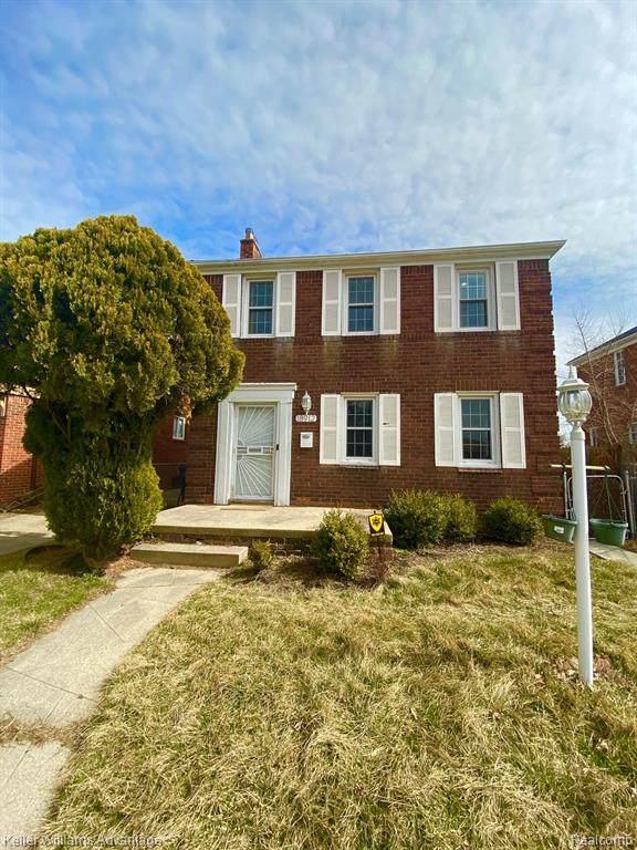 18912 Kentucky Street, Detroit, MI 48221 (#2200021938) :: Duneske Real Estate Advisors