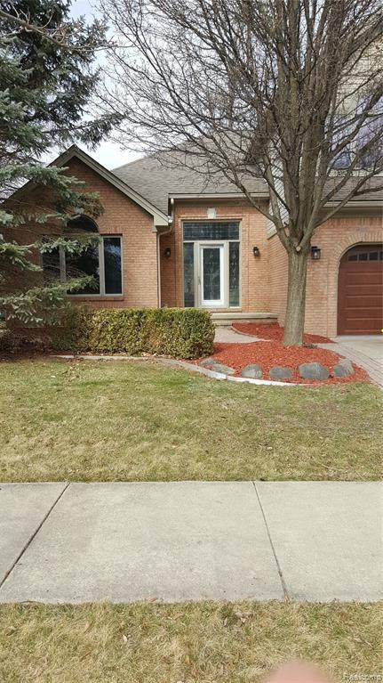 43455 Brooks Drive, Clinton Twp, MI 48038 (#2200022136) :: Springview Realty