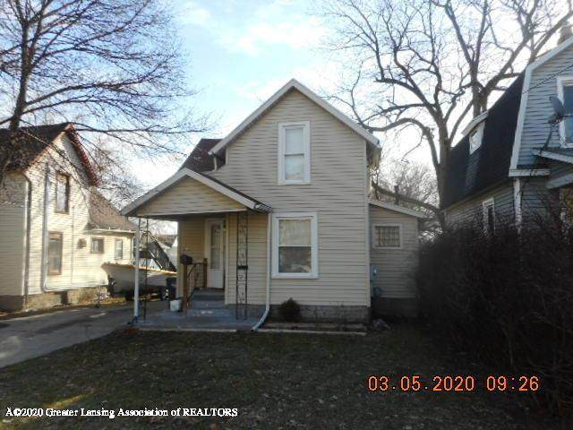 211 & 213 Jones Street, Lansing, MI 48912 (#630000245005) :: Alan Brown Group