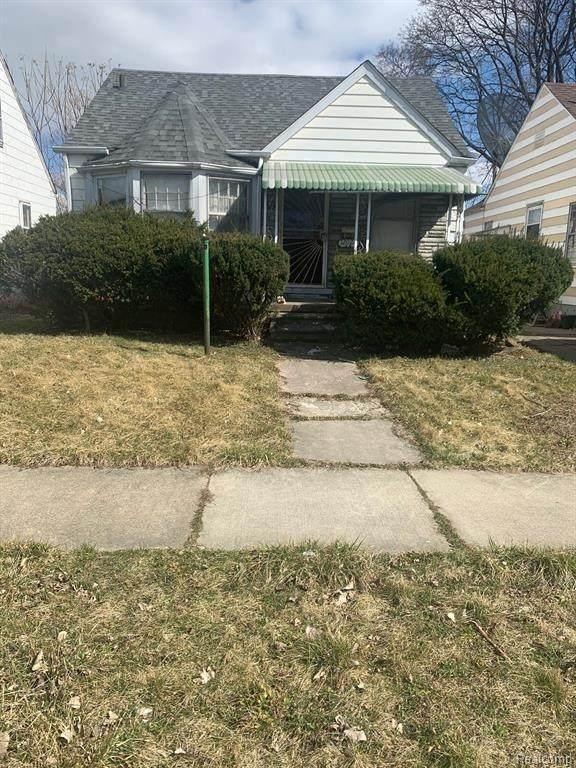 12024 Winthrop Street, Detroit, MI 48227 (MLS #2200023441) :: The Toth Team