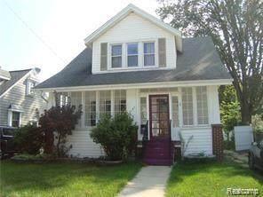 137 Miller Street, Mt. Clemens, MI 48043 (#2200023498) :: Springview Realty