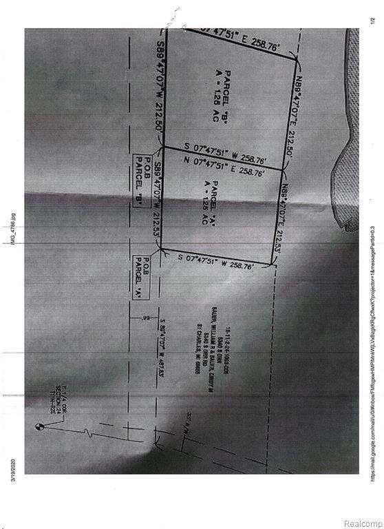 Parcel A S Ridgewood, Fremont Twp, MI 48626 (#2200023722) :: RE/MAX Nexus