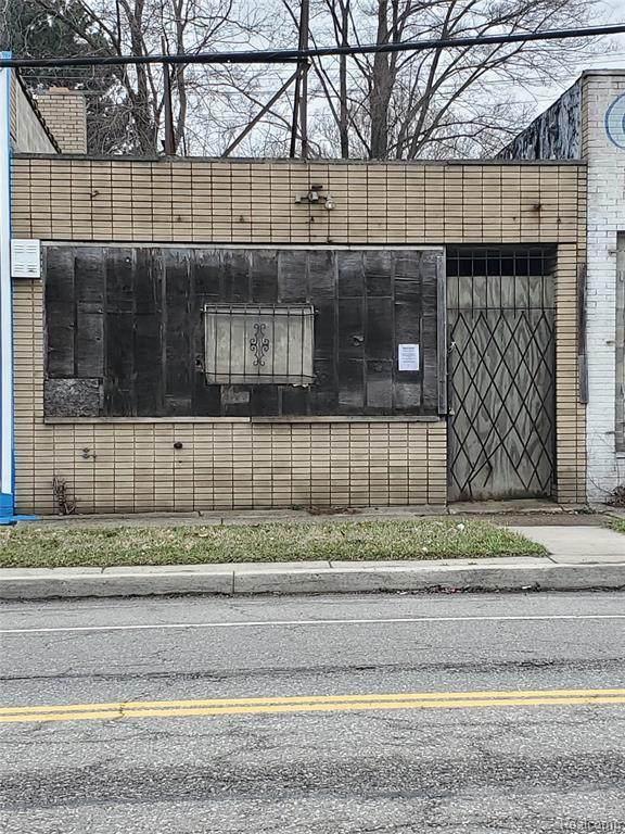 14939 Meyers Road, Detroit, MI 48227 (#2200023768) :: Springview Realty