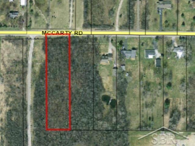 VL 2 Mccarty, Saginaw Twp, MI 48603 (#61050008984) :: The Alex Nugent Team | Real Estate One