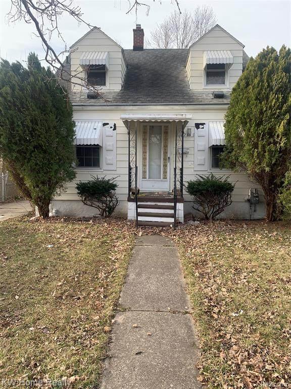 18744 Kingsville Street, Detroit, MI 48225 (#2200023868) :: Keller Williams West Bloomfield