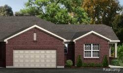 23489 Foxboro Court #180, Macomb Twp, MI 48042 (#2200024338) :: Alan Brown Group