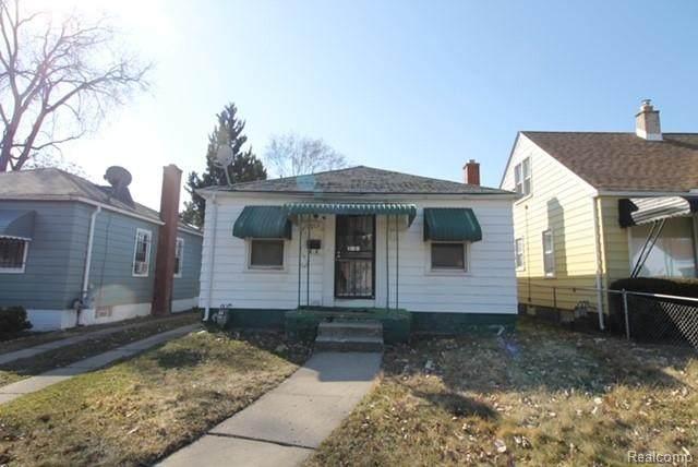 18113 Conley Ave, Detroit, MI 48234 (#2200024348) :: Springview Realty