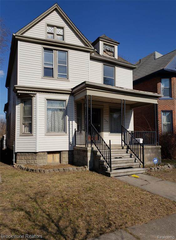 1422 Campbell Street, Detroit, MI 48209 (#2200024354) :: The Buckley Jolley Real Estate Team