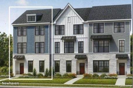 2730 S Spurway Drive #215, Ann Arbor, MI 48105 (#2200024412) :: The Mulvihill Group