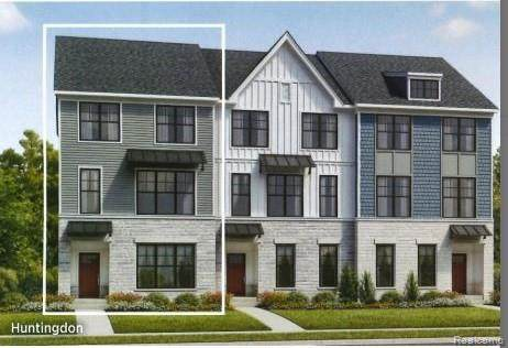2726 S Spurway Drive #217, Ann Arbor, MI 48105 (#2200024420) :: The Mulvihill Group