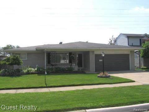 31122 Saratoga Avenue, Warren, MI 48093 (#2200024508) :: GK Real Estate Team