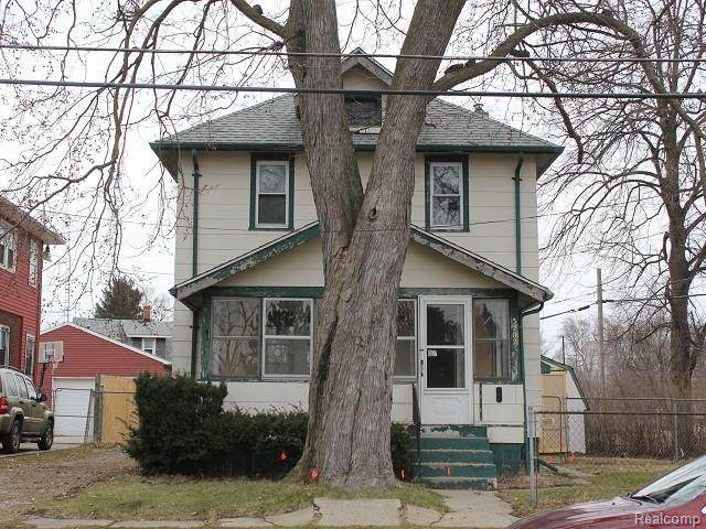 3202 Lewis Street, Flint, MI 48506 (#2200024722) :: BestMichiganHouses.com