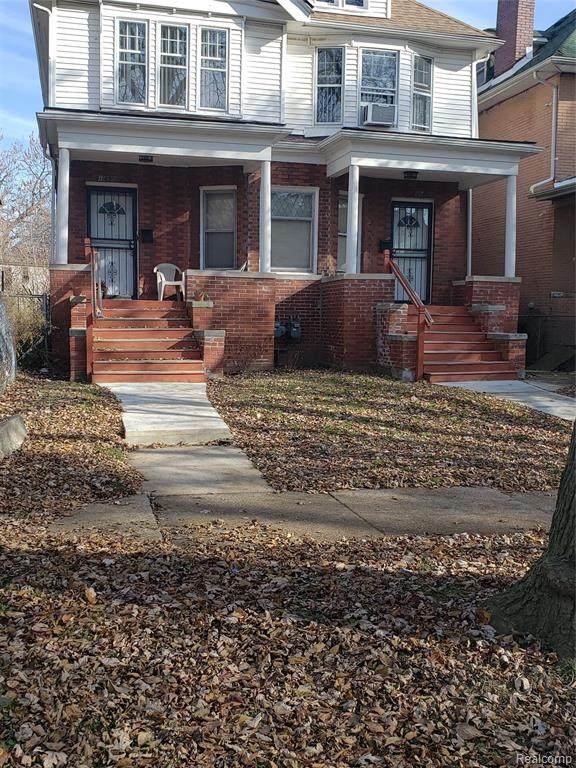 1486 Montclair Street, Detroit, MI 48214 (#2200024764) :: Team DeYonker