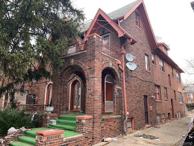16244 La Salle Avenue, Detroit, MI 48221 (#2200024775) :: Springview Realty