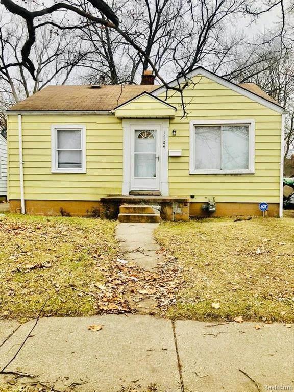 18524 Lumpkin Street, Detroit, MI 48234 (#2200025102) :: BestMichiganHouses.com