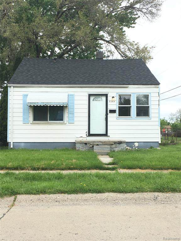 7283 Packard S 9 Mile, Warren, MI 48091 (#2200025107) :: Springview Realty
