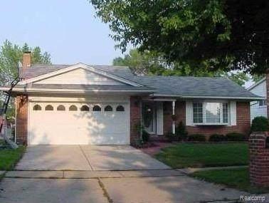 24221 Heritage Drive, Woodhaven, MI 48183 (#2200025607) :: GK Real Estate Team