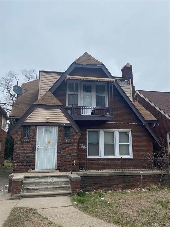 17152 Roselawn Street, Detroit, MI 48221 (MLS #2200025642) :: The Toth Team