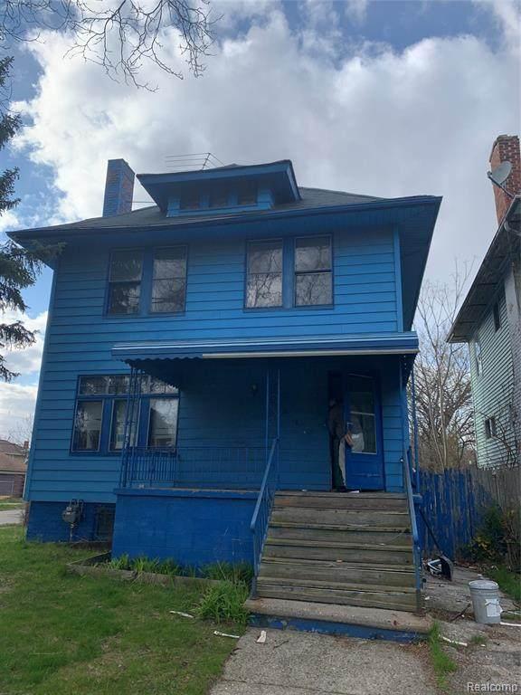 181 Massachusetts Street, Detroit, MI 48203 (#2200026865) :: BestMichiganHouses.com