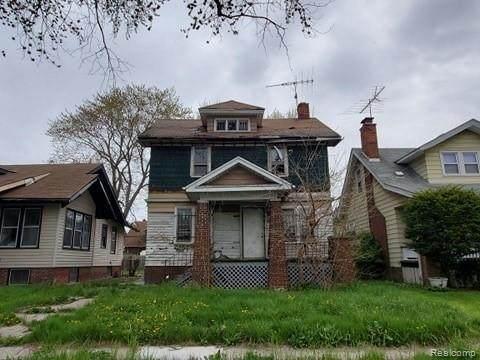 12730 Mendota Street, Detroit, MI 48238 (MLS #2200029552) :: The Toth Team
