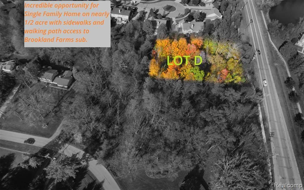 22847 Novi - Lot D Road - Photo 1